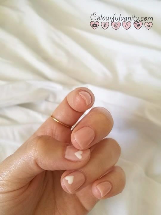 Heart Manicure